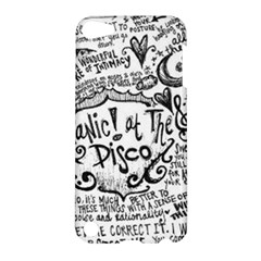 Panic! At The Disco Lyric Quotes Apple Ipod Touch 5 Hardshell Case