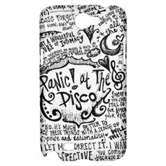 Panic! At The Disco Lyric Quotes Samsung Galaxy Note 2 Hardshell Case