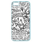 Panic! At The Disco Lyric Quotes Apple Seamless iPhone 5 Case (Color) Front