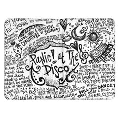 Panic! At The Disco Lyric Quotes Kindle Fire (1st Gen) Flip Case