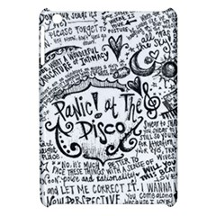 Panic! At The Disco Lyric Quotes Apple Ipad Mini Hardshell Case