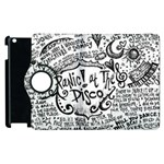 Panic! At The Disco Lyric Quotes Apple iPad 3/4 Flip 360 Case Front