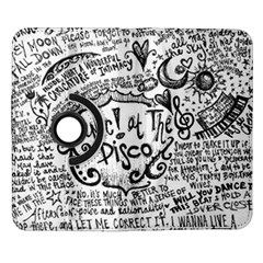 Panic! At The Disco Lyric Quotes Samsung Galaxy Note II Flip 360 Case