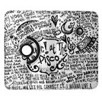 Panic! At The Disco Lyric Quotes Samsung Galaxy Note II Flip 360 Case Front