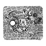 Panic! At The Disco Lyric Quotes Samsung Galaxy S  III Flip 360 Case Front