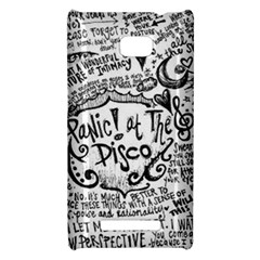 Panic! At The Disco Lyric Quotes HTC 8X