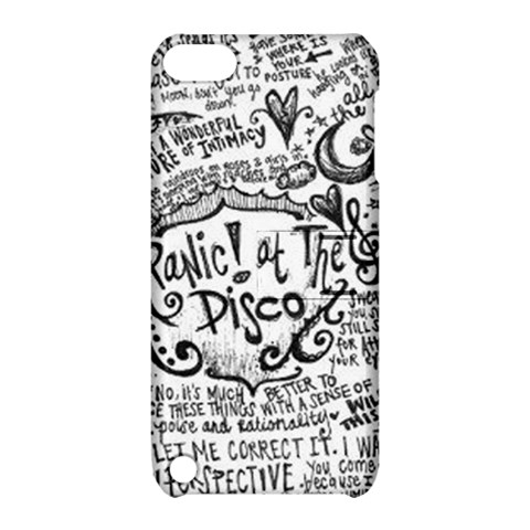 Panic! At The Disco Lyric Quotes Apple iPod Touch 5 Hardshell Case with Stand