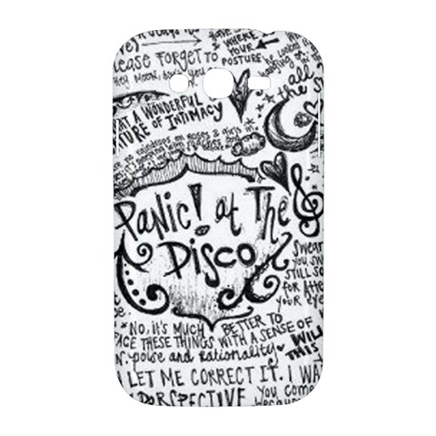 Panic! At The Disco Lyric Quotes Samsung Galaxy Grand DUOS I9082 Hardshell Case