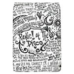 Panic! At The Disco Lyric Quotes Flap Covers (L)  Front