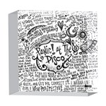 Panic! At The Disco Lyric Quotes 5  x 5  Acrylic Photo Blocks Front
