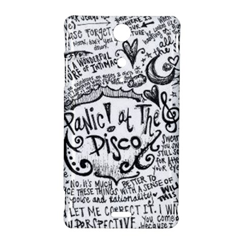 Panic! At The Disco Lyric Quotes Sony Xperia TX