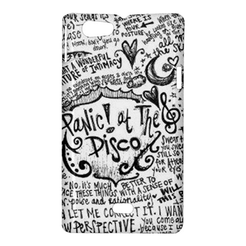 Panic! At The Disco Lyric Quotes Sony Xperia Miro