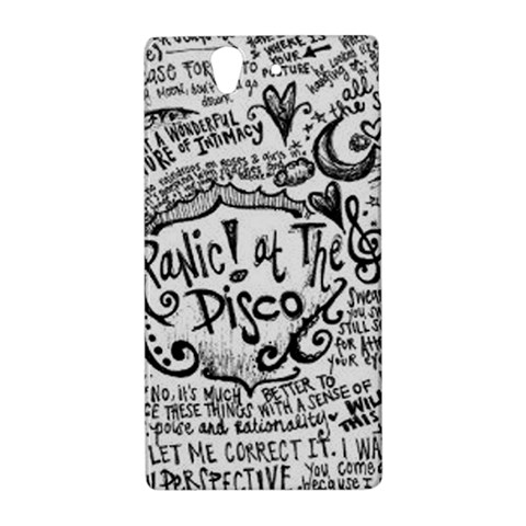 Panic! At The Disco Lyric Quotes Sony Xperia Z