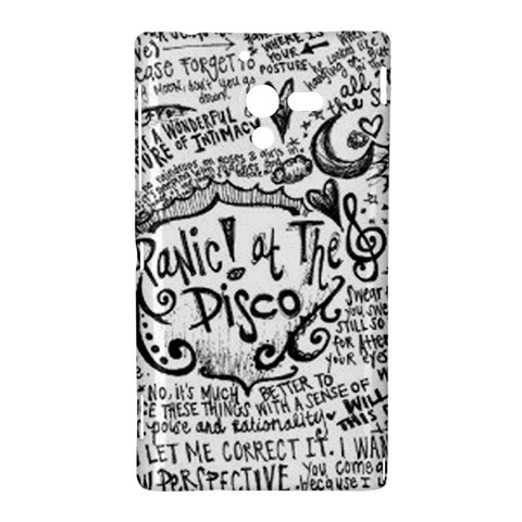 Panic! At The Disco Lyric Quotes Sony Xperia ZL (L35H)