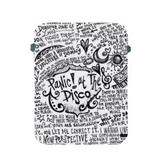 Panic! At The Disco Lyric Quotes Apple iPad 2/3/4 Protective Soft Cases