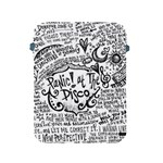 Panic! At The Disco Lyric Quotes Apple iPad 2/3/4 Protective Soft Cases Front