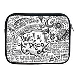 Panic! At The Disco Lyric Quotes Apple iPad 2/3/4 Zipper Cases Front