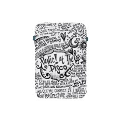 Panic! At The Disco Lyric Quotes Apple Ipad Mini Protective Soft Cases