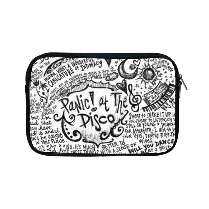 Panic! At The Disco Lyric Quotes Apple iPad Mini Zipper Cases