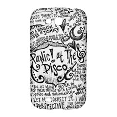 Panic! At The Disco Lyric Quotes Samsung Galaxy Grand GT-I9128 Hardshell Case