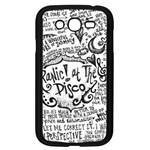 Panic! At The Disco Lyric Quotes Samsung Galaxy Grand DUOS I9082 Case (Black) Front