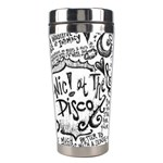 Panic! At The Disco Lyric Quotes Stainless Steel Travel Tumblers Center