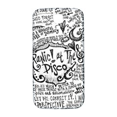 Panic! At The Disco Lyric Quotes Samsung Galaxy S4 I9500/I9505  Hardshell Back Case