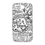 Panic! At The Disco Lyric Quotes Samsung Galaxy S4 I9500/I9505  Hardshell Back Case Front
