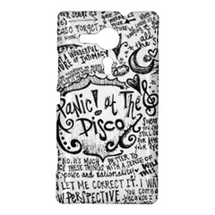 Panic! At The Disco Lyric Quotes Sony Xperia SP