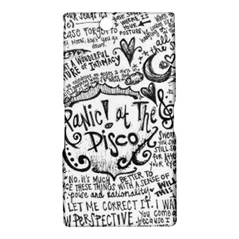 Panic! At The Disco Lyric Quotes Sony Xperia Z Ultra