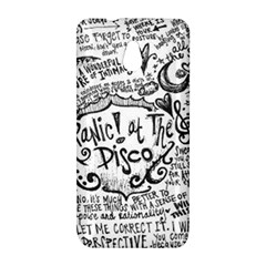 Panic! At The Disco Lyric Quotes HTC One Mini (601e) M4 Hardshell Case
