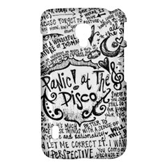 Panic! At The Disco Lyric Quotes LG Optimus L7 II
