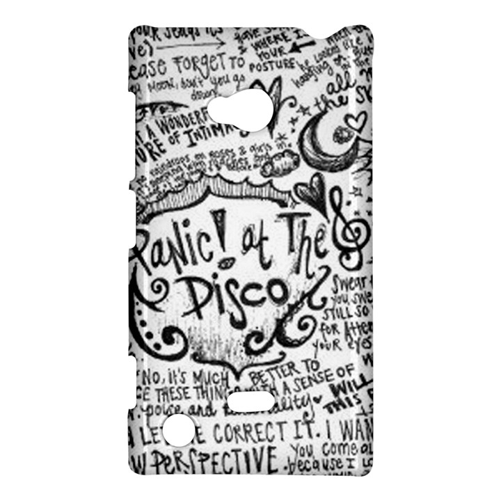 Panic! At The Disco Lyric Quotes Nokia Lumia 720