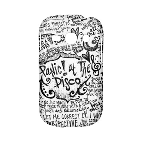 Panic! At The Disco Lyric Quotes Samsung Galaxy S6810 Hardshell Case