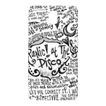 Panic! At The Disco Lyric Quotes Samsung Galaxy Note 3 N9005 Hardshell Back Case Front