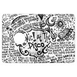 Panic! At The Disco Lyric Quotes Kindle Fire HDX Flip 360 Case Front