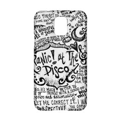 Panic! At The Disco Lyric Quotes Samsung Galaxy S5 Hardshell Case