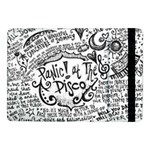 Panic! At The Disco Lyric Quotes Samsung Galaxy Tab Pro 10.1  Flip Case Front