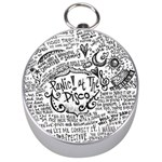 Panic! At The Disco Lyric Quotes Silver Compasses Front