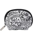 Panic! At The Disco Lyric Quotes Accessory Pouches (Small)  Front