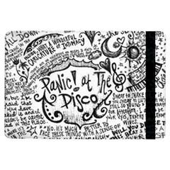 Panic! At The Disco Lyric Quotes Ipad Air Flip
