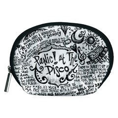 Panic! At The Disco Lyric Quotes Accessory Pouches (Medium)