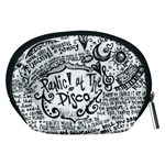 Panic! At The Disco Lyric Quotes Accessory Pouches (Medium)  Back