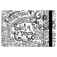 Panic! At The Disco Lyric Quotes Ipad Air 2 Flip