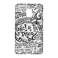 Panic! At The Disco Lyric Quotes Galaxy Note Edge