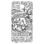 Panic! At The Disco Lyric Quotes Galaxy Note 4 Back Case Front