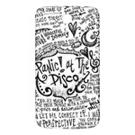 Panic! At The Disco Lyric Quotes Samsung Galaxy Mega I9200 Hardshell Back Case Front