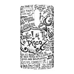 Panic! At The Disco Lyric Quotes LG G3 Back Case Front
