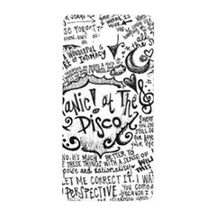 Panic! At The Disco Lyric Quotes Samsung Galaxy Alpha Hardshell Back Case