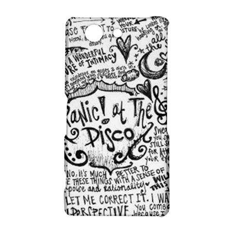 Panic! At The Disco Lyric Quotes Sony Xperia Z3 Compact